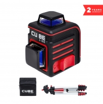 Laser Level ADA CUBE 2-360 PROFESSIONAL EDITION