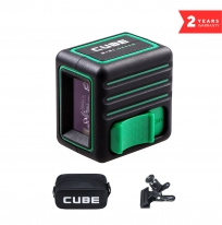 Laser level ADA CUBE MINI GREEN HOME EDITION