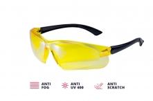 Желтые защитные очки ADA VISOR CONTRAST