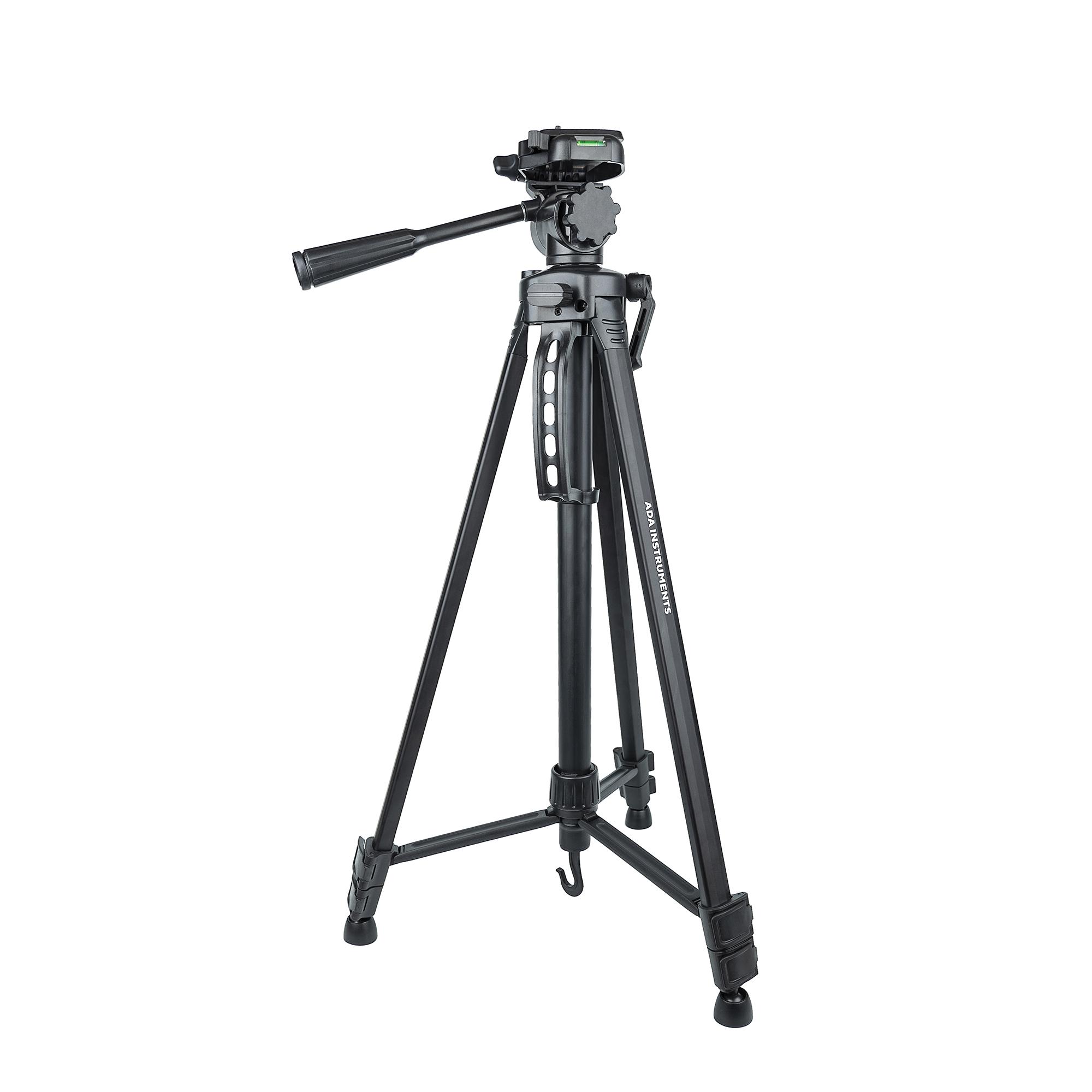 Штатив телескопический с резьбой 1/4 дюйма ADA Digit 167 (167см)