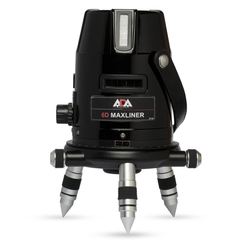 Laser level ADA 6D MAXLINER