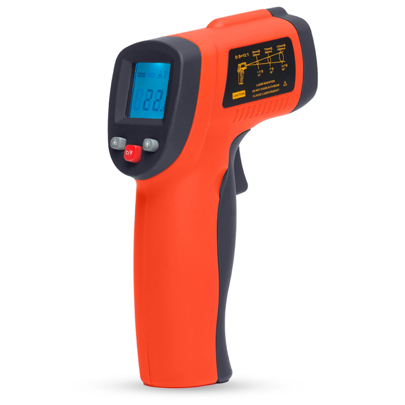 Infrared Thermometer ADA TemPro 550