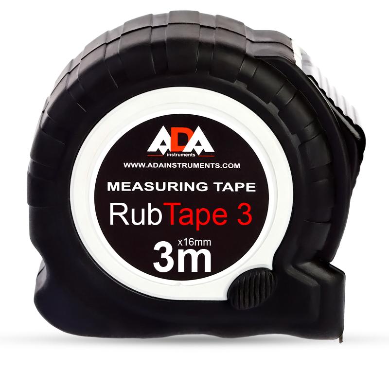 Измерительная рулетка ADA RubTape 3