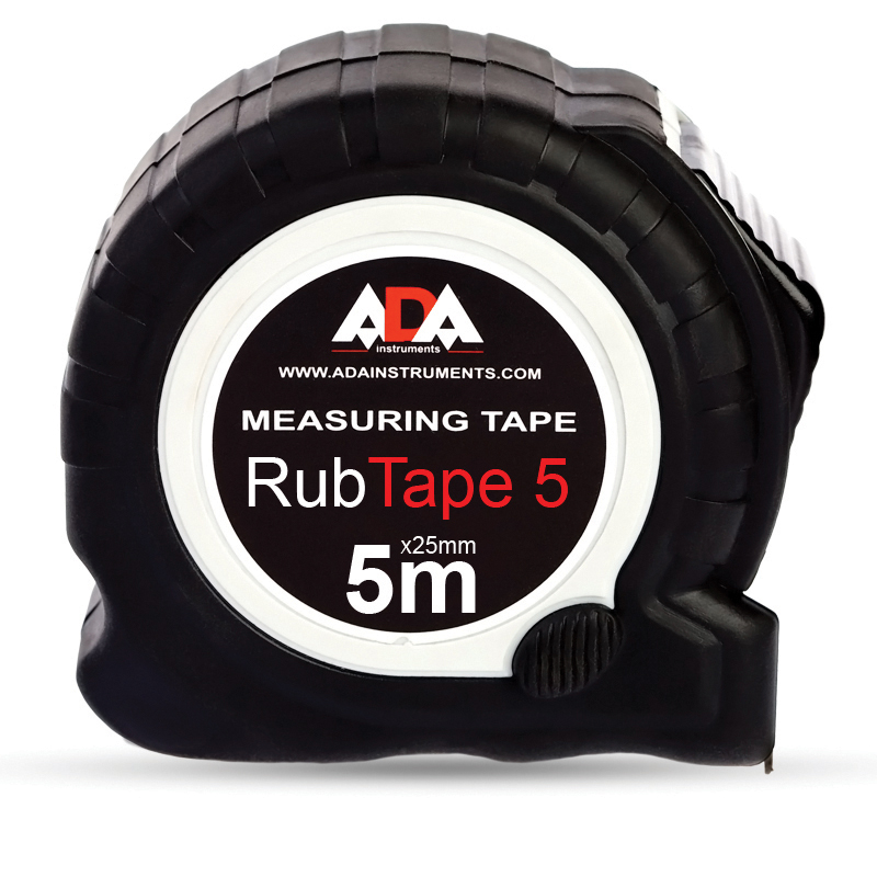 Tape measure ADA RubTape 5