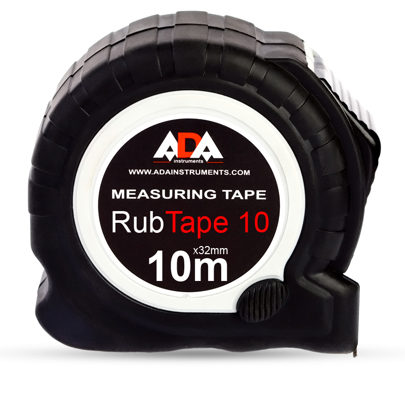 Tape measure ADA RubTape 10