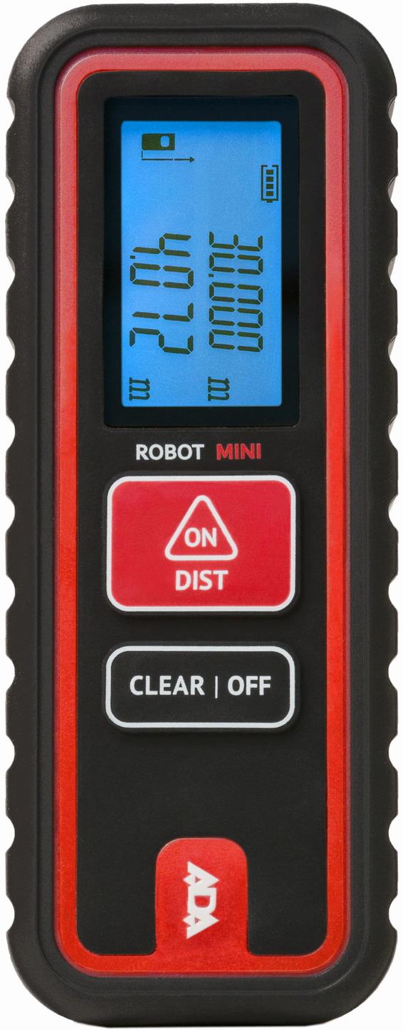 Лазерный дальномер ADA Robot MINI