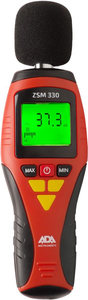 Sound level meter  ADA ZSM 330