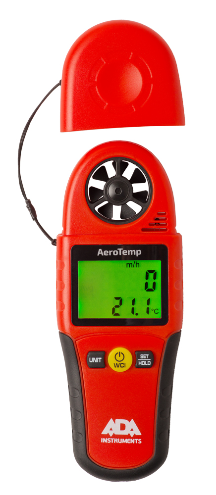 Anemometer - thermometer ADA AeroTemp