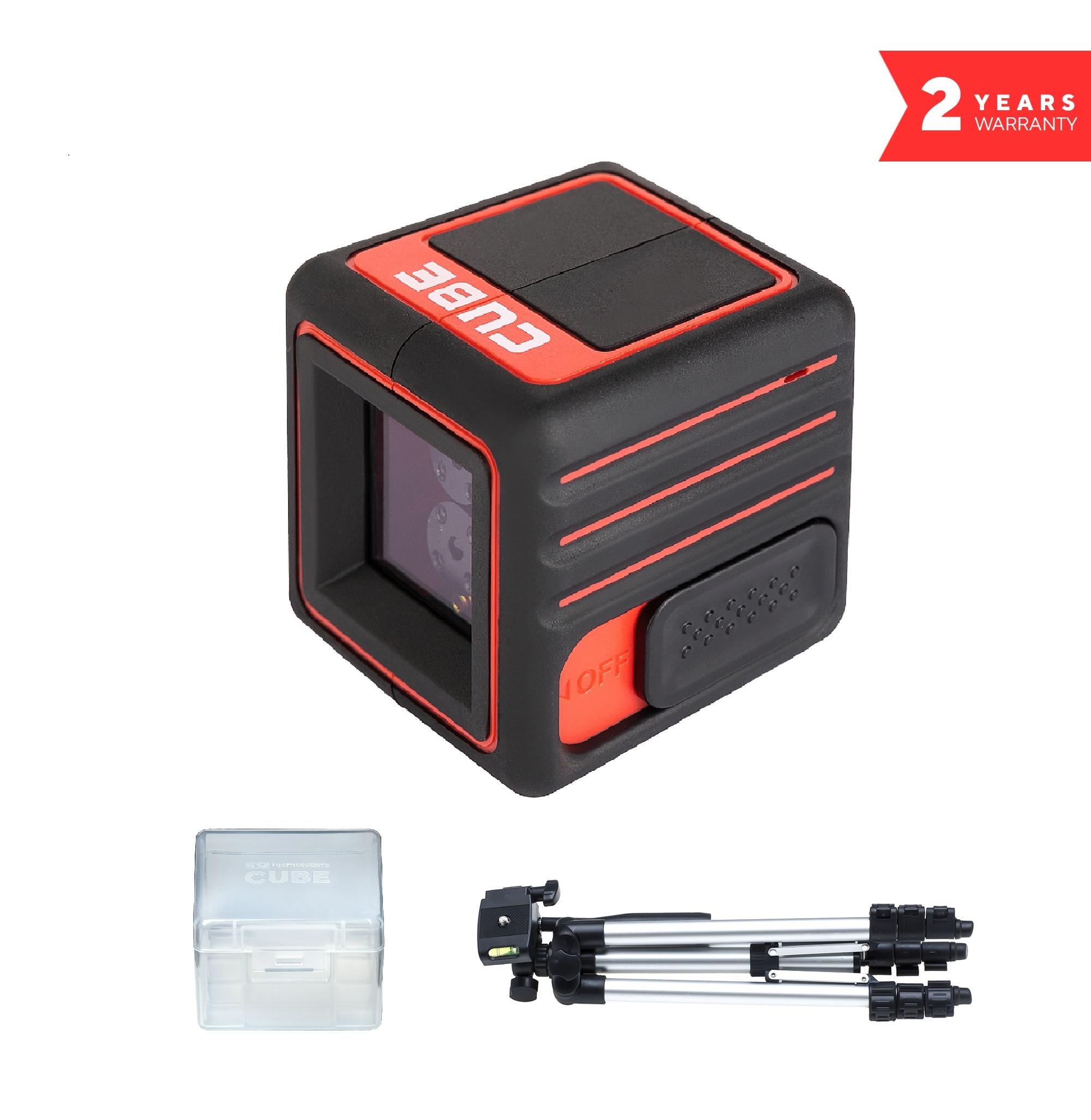 Laser level ADA CUBE PROFESSIONAL EDITION