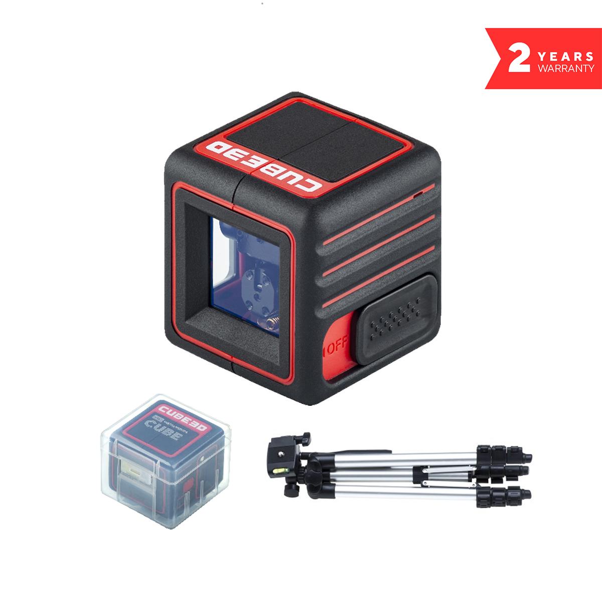 Laser level ADA CUBE 3D PROFESSIONAL EDITION