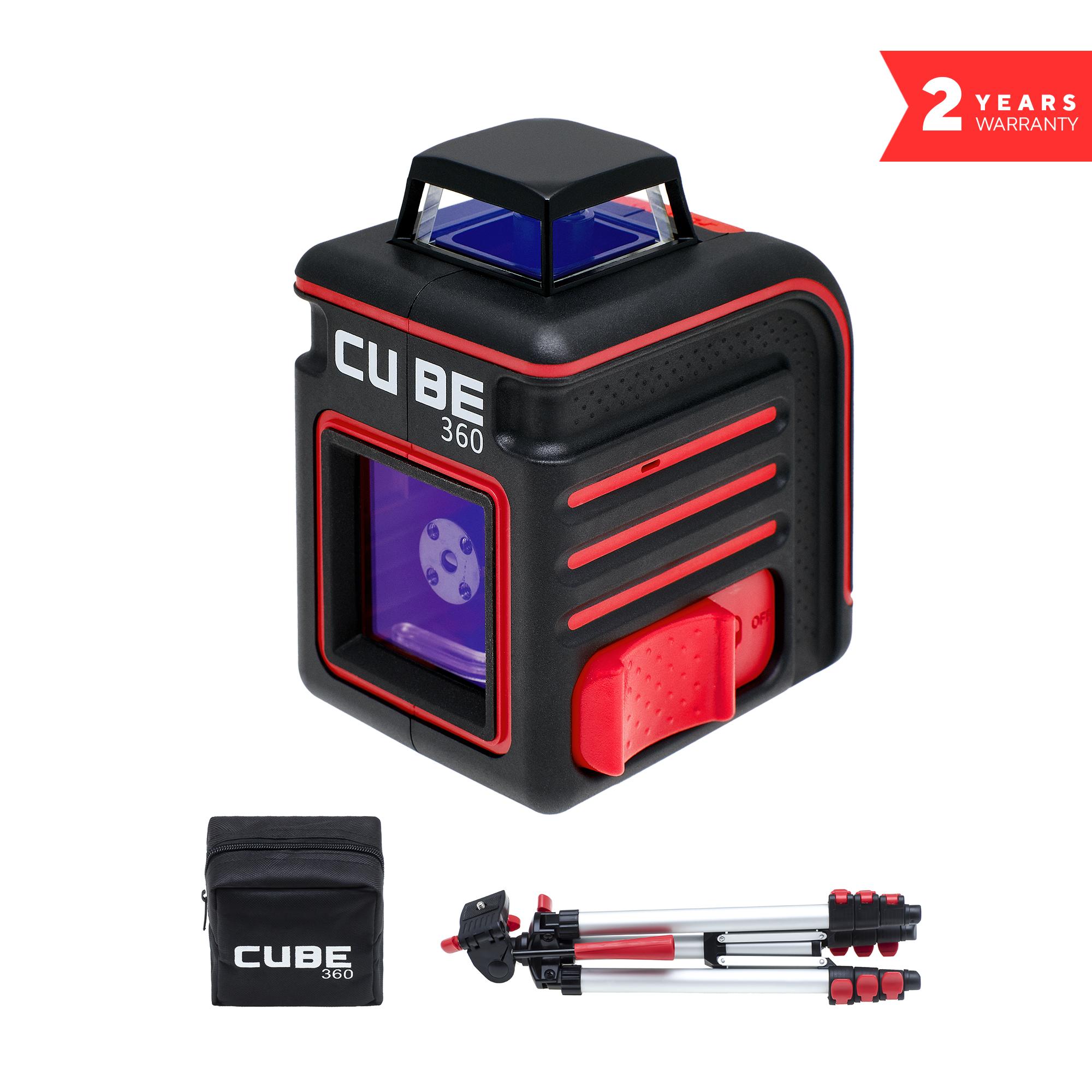 Laser Level ADA CUBE 360 PROFESSIONAL EDITION