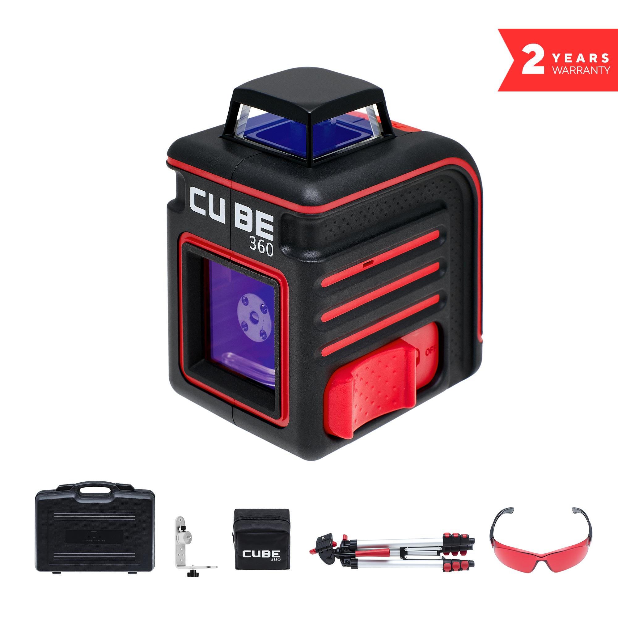 Laser Level ADA CUBE 360 ULTIMATE EDITION
