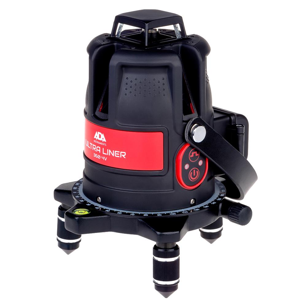 Нивелир ADA Instruments UltraLiner 360 4V Set - фото 2