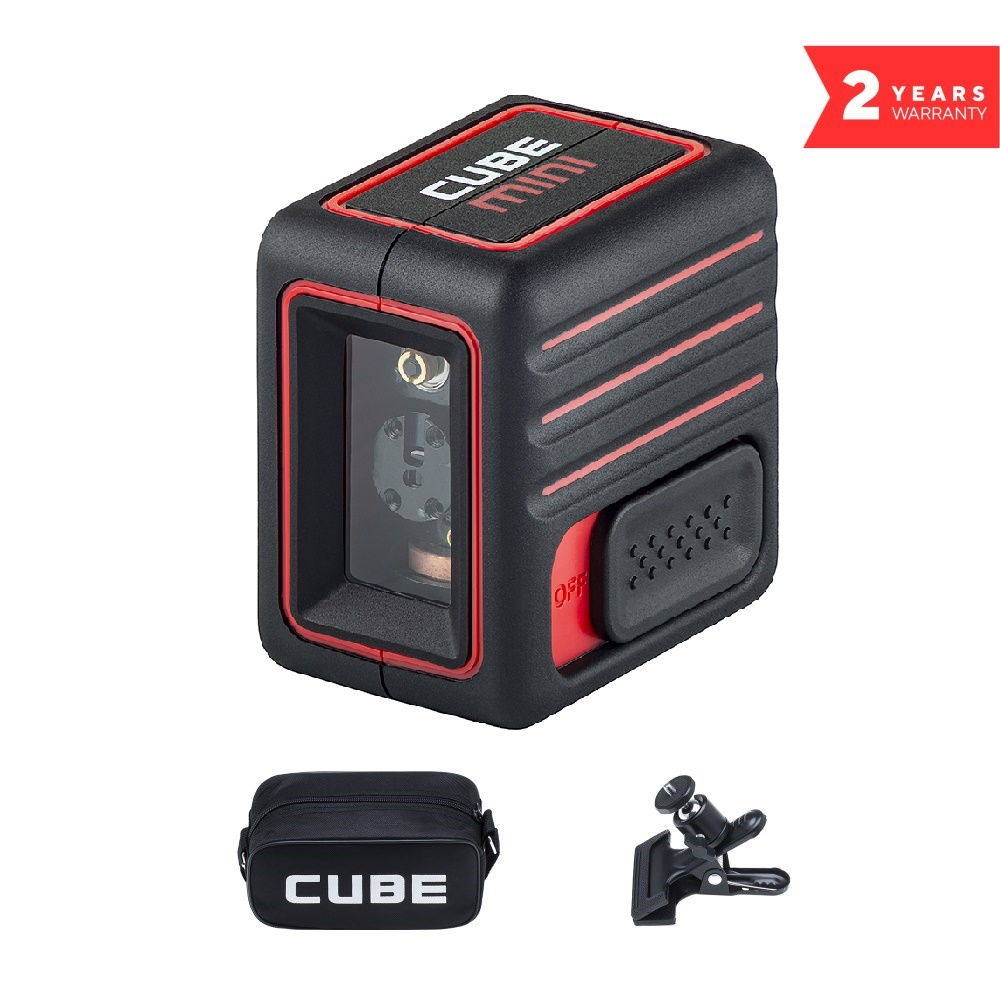 Лазерный уровень ADA CUBE MINI Home Edition