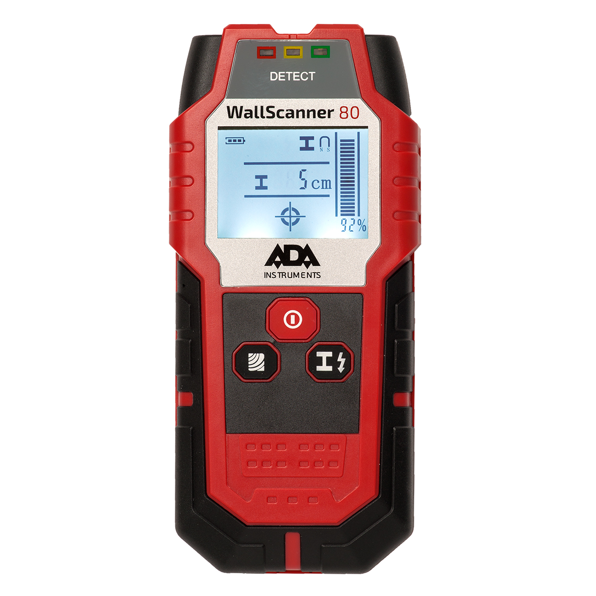 ADA Wall Scanner 80 Metal, Wire and Wood Detector