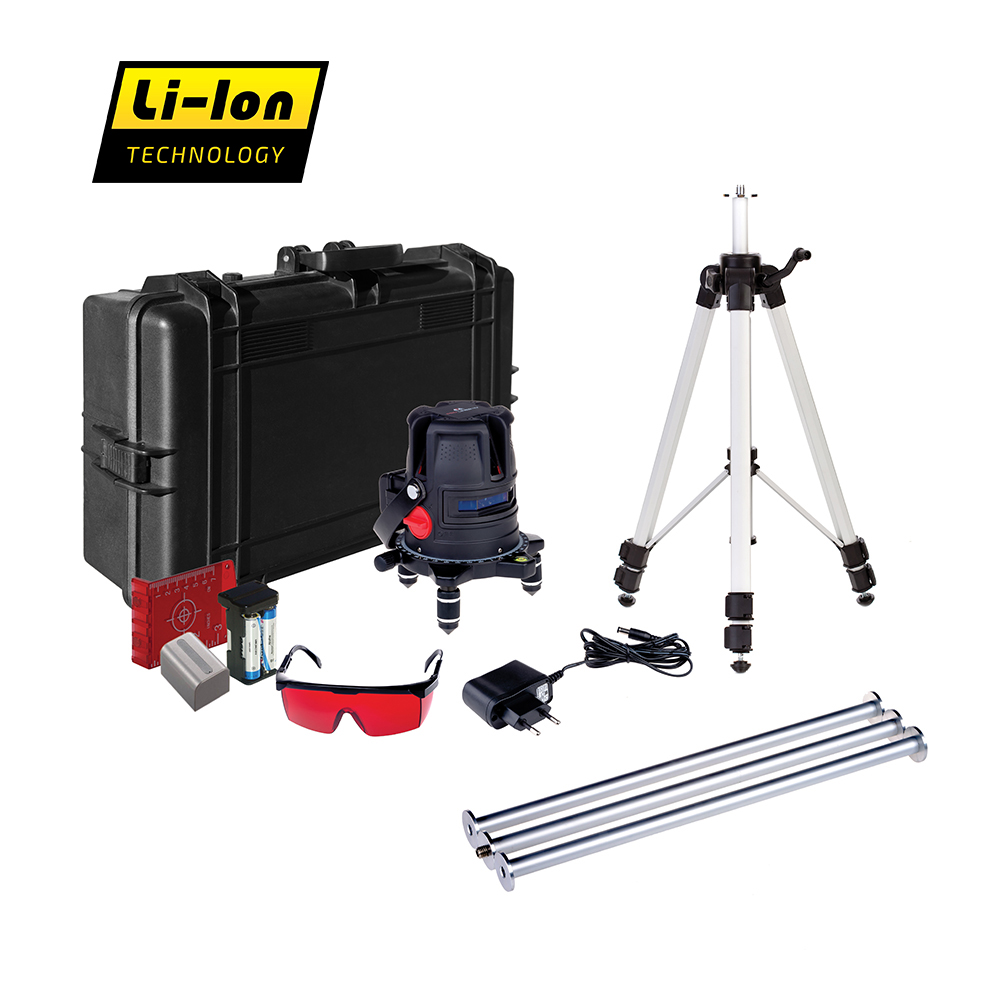 Laser level ADA PROLiner 4V Set