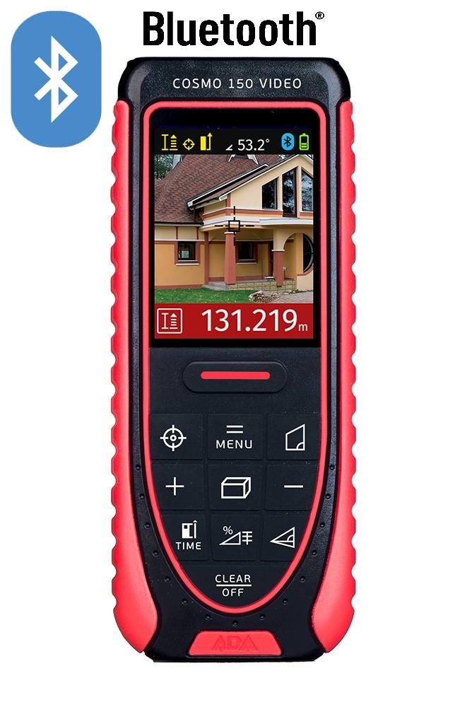 Laser distance meter ADA COSMO 150 Video
