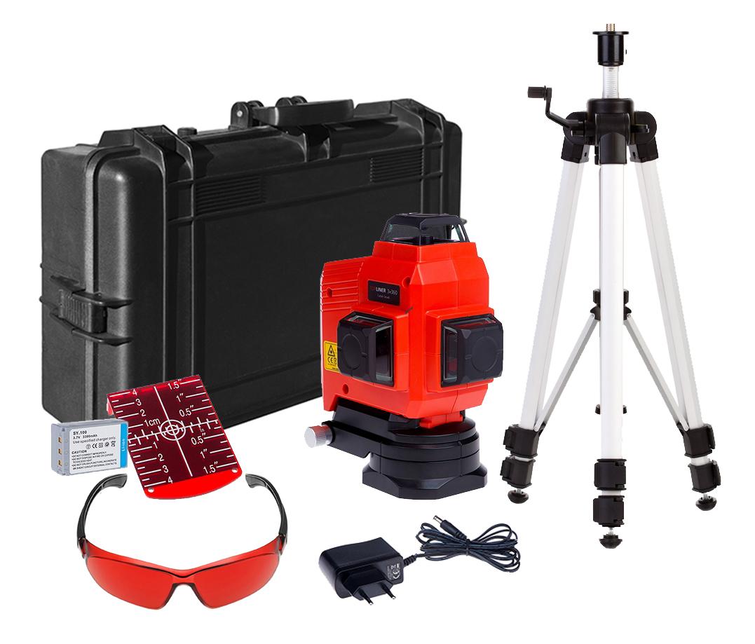 Laser Level ADA TOPLINER 3-360 SET