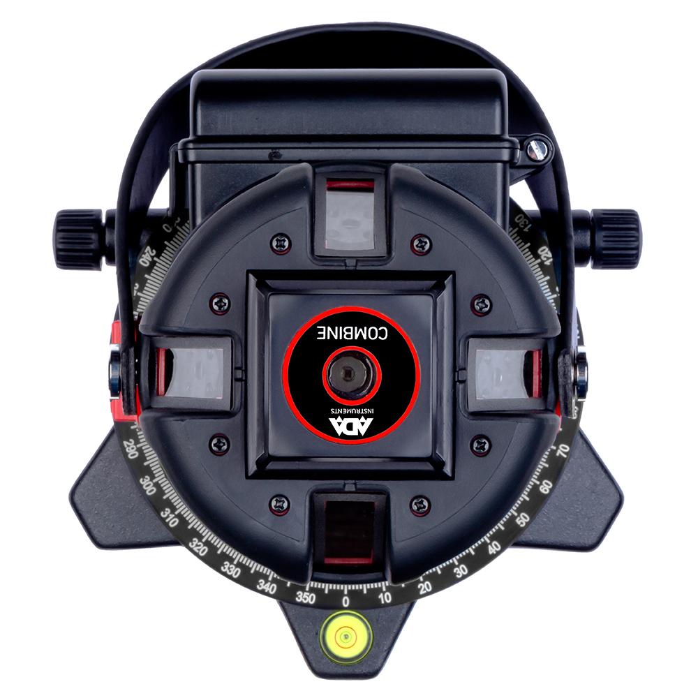 Нивелир ADA Instruments Combine 4V+6Dots - фото 5