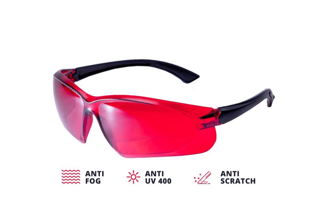 Laser glasses ADA VISOR RED
