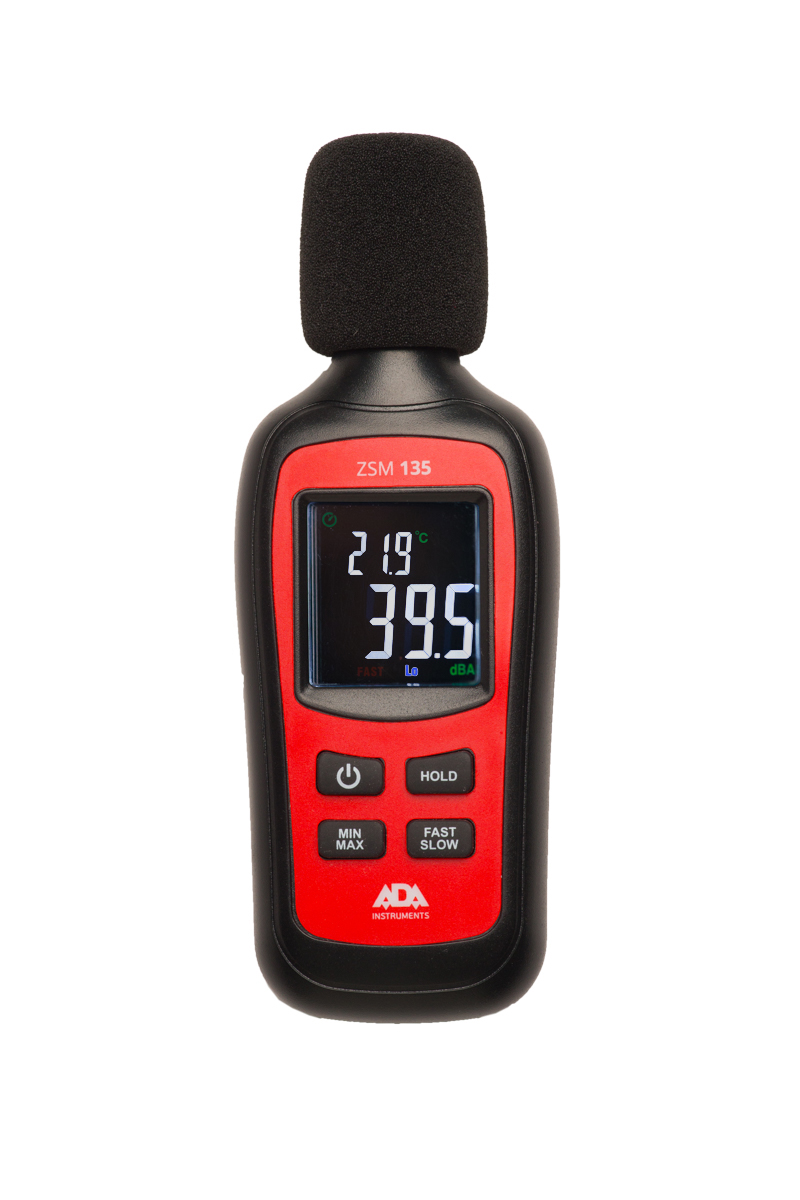 Sound level meter ADA ZSM 135