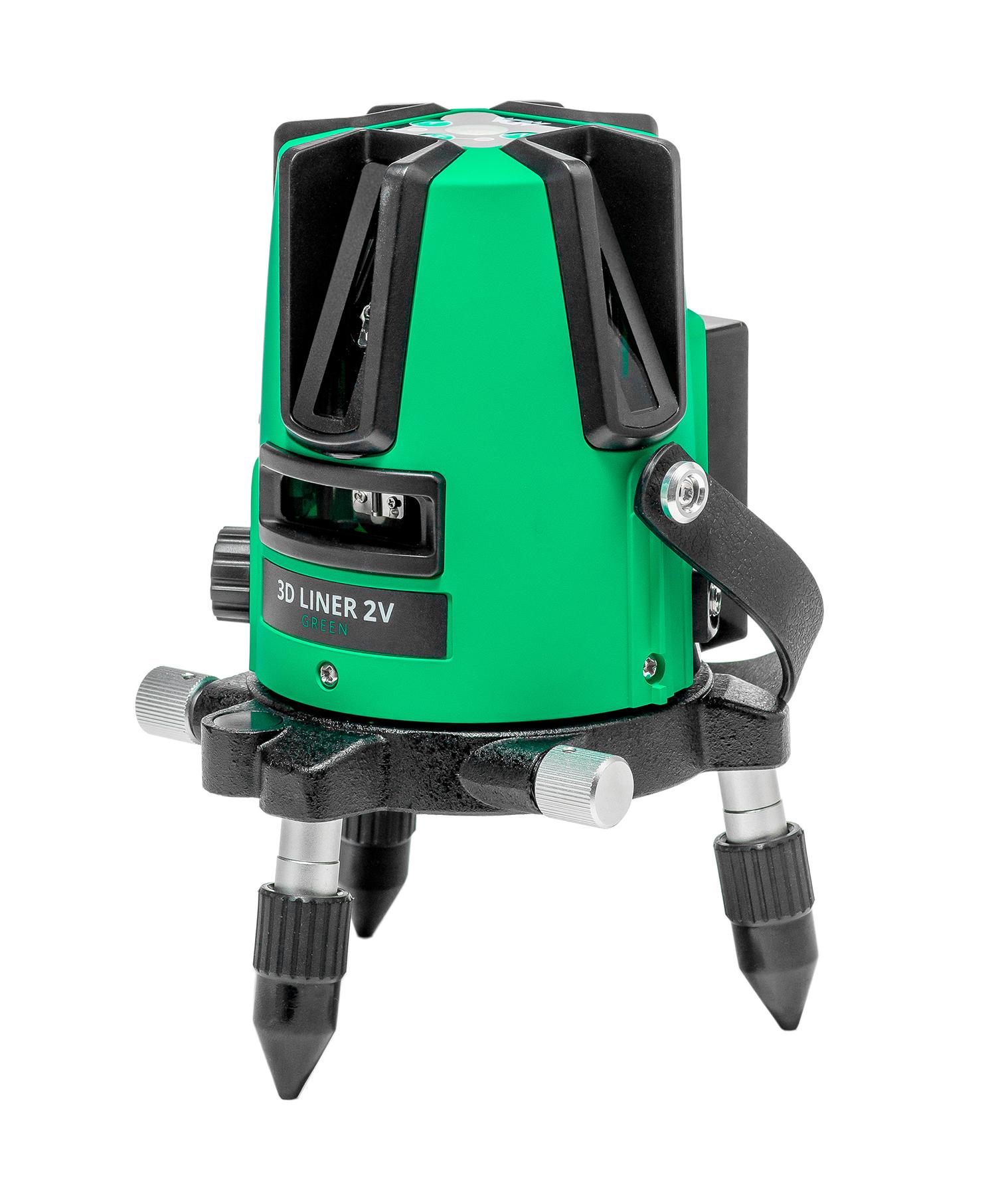 Laser level ADA 3D LINER 2V GREEN