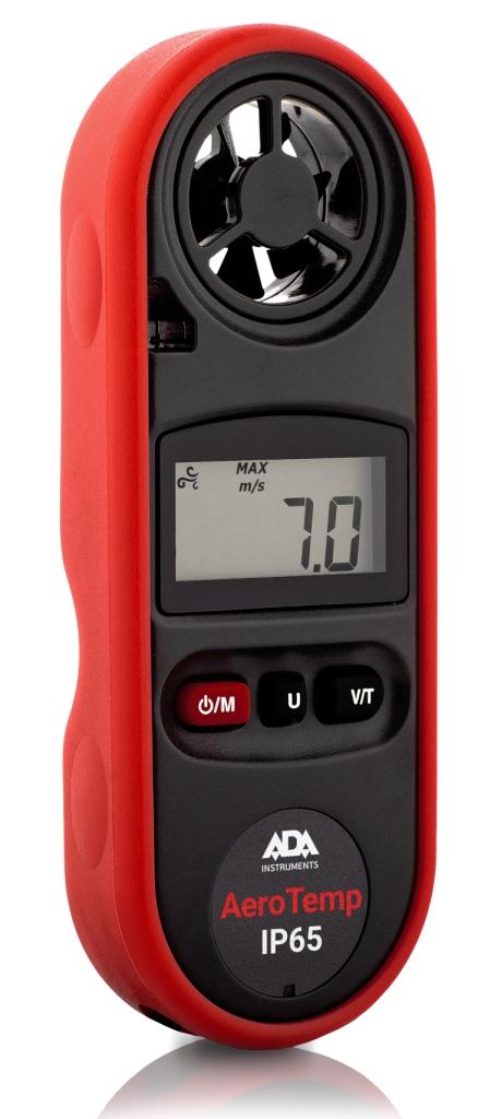 Anemometer - thermometer ADA AeroTemp IP65
