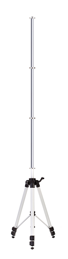 Штатив телескопический с резьбой 1/4 (5/8) дюйма ADA LIFT 34 (340см) с дополнительными секциями