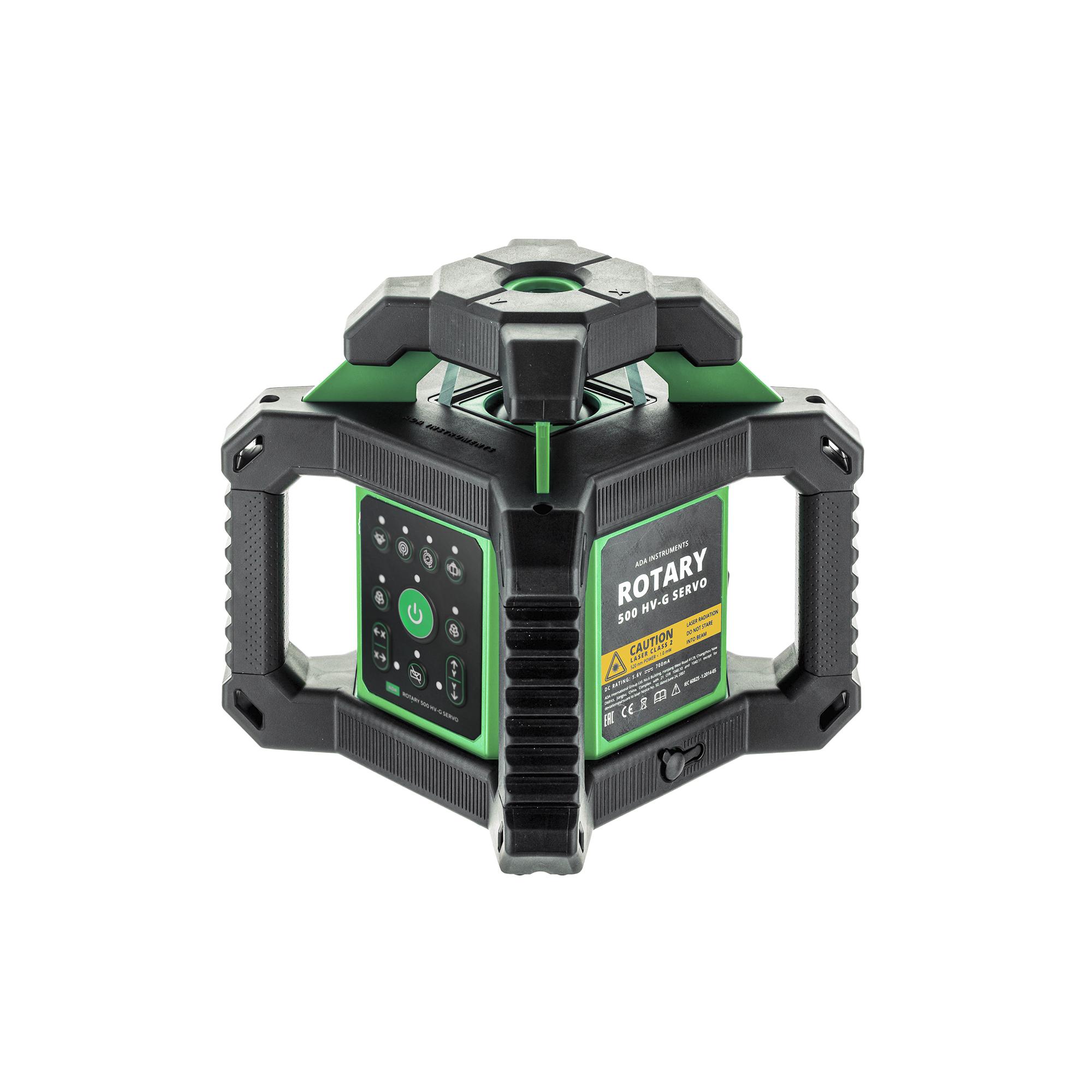 Laser level ADA ROTARY 500 HV-G Servo