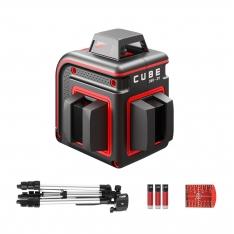 Лазерный уровень ADA CUBE 360 2V PROFESSIONAL EDITION