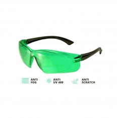 Laser glasses ADA VISOR GREEN