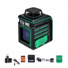 Лазерный уровень ADA CUBE 360 GREEN
