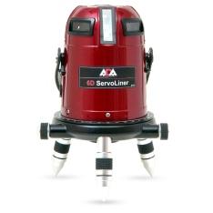Line laser level ADA 6D SERVOLINER