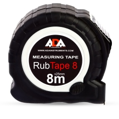 Tape measure ADA RubTape 8