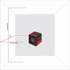 Laser level ADA CUBE BASIC EDITION (Picture 5)