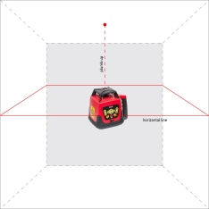 Laser level ADA ROTARY 500 HV (Picture 3)