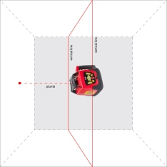 Laser level ADA ROTARY 500 HV (Picture 4)
