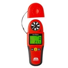 El anemómetro-termómetro ADA AeroTemp