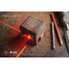 Laser level ADA CUBE 3D HOME EDITION (Picture 4)