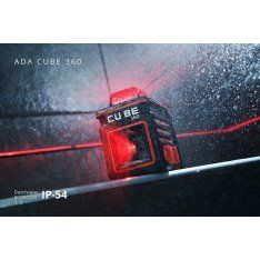 Laser Level ADA CUBE 360 HOME EDITION (Picture 8)