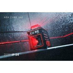 Лазерный уровень ADA CUBE 360 HOME EDITION (Фото 8)