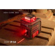 Лазерный уровень ADA CUBE 360 HOME EDITION (Фото 9)
