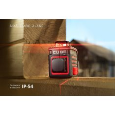Laser Level ADA CUBE 2-360 PROFESSIONAL EDITION (Picture 10)