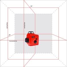 Laser Level ADA TOPLINER 3x360 (Picture 1)