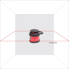 Laser level  ADA ROTARY 500 H Servo (Picture 3)