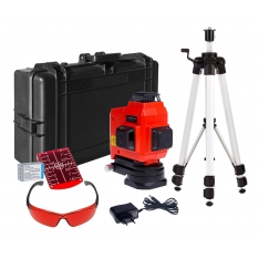 Laser Level ADA TOPLINER 3x360 SET