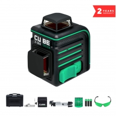 Line laser ADA CUBE 2-360 Green ULTIMATE EDITION