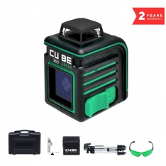 Laser level ADA CUBE 360 Green