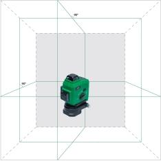 Лазерный уровень ADA TopLiner 3-360 GREEN (Фото 10)
