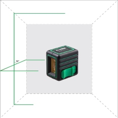 Laser level ADA CUBE MINI GREEN HOME EDITION (Picture 1)